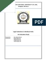 28442471-LEGAL-INSTITUTIONS-IN-MEDIAVAL-INDIA.doc