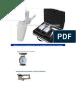 Medidor de PH y Temperatura Para Carne