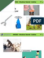 05-EME303-Resultante de Sistema de Forças