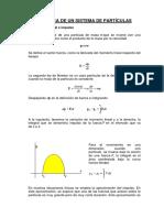 Dinamica de Particulas