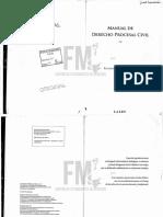 (511-14) Manual de Derecho Procesal Civil - Abel Fernández (1)