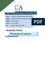 Aie - Trabajo Final