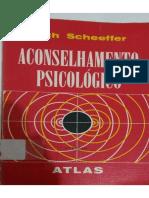 Texto Paulo Scheeffer Aconselhamento Psicológico