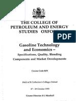 The College of Petroleum