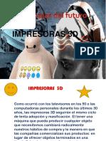 Impresoras 3d Maria Fernanda