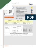 9182 Temperature Transmitter RVP AE800