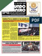 Mundo Minero.  Febrero-Marzo 2018