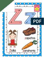 abecedario trazos
