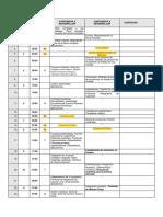 Cronograma de Clases IT-UADER