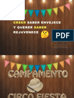 Camamento Circo Fiesta PDF