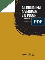 A linguagem, a verdade e e o poder. Martins.pdf