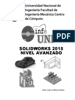 Manual Solidworks Avanzado 2015