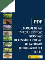 Manual de las Especies Exóticas Invasoras de los Ríos y Riberas de la Cuenca Hidrográfica del Duero.pdf