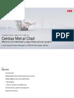 Celdas Metal Clad