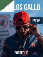 Carlos Gallo - Portfolio