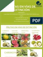 !! Frutas en Vías de Extinción Oficial