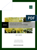 Psi Educación-Guía de Estudio Parte II 2017-2018