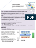 Oracle Fusion Middleware SOA Essentials Cheat Sheet