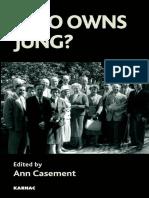 Casement, Ann; Jung, Jung Carl Gustav Who Owns Jung