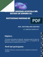 Biotoxinas Marinas