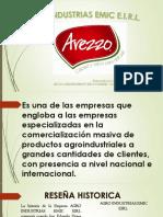 Diapositiva EMPRESA AGRO INDUSTRIAL