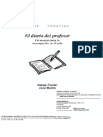 Porlán, R. y Martín, J. - El diario del profesor.pdf