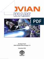 Jovian Wars Alpha Rules Playtest Ver1 December2016
