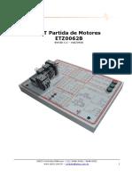 Procedimento Para Laboratório Partida de Motores ETZ0062B