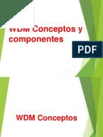 WDM Conceptos