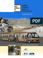 Rpc Sabino Canyon Shuttle Application