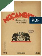 Moçambique Documentário Trimestral - 072