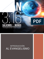Introducción Al Evangelismo