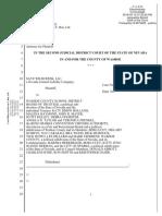 Wildcreek lawsuit