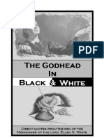 The Godhead in Black and White