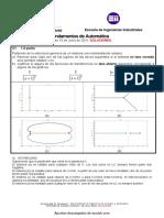 Examen Fundamentos de Automática- Ordinario 1415 SOLUCIONES_v3