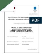 13- Manual de Técnicas Culinarias Para El Servicio de Alimentación Del Hospital Nacional San Rafa