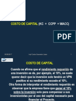 007 - Presentacion WACC