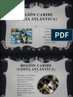 Región Caribe (Costa Atlántica)