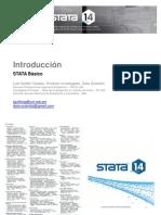 Sesion 1 - Stata Basico