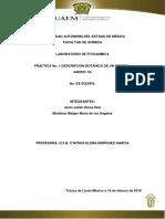 Reporte No1 Descripción Botanica de Un Vetal