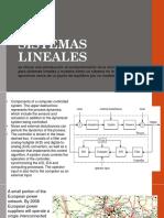 4 SISTEMAS LINEALES