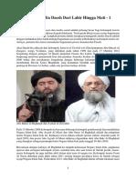 Propaganda Media Daesh Dari Lahir Hingga Mati 1