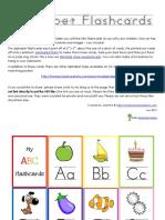 Alphabet Flashcards for children.pdf
