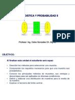distribucion muestral