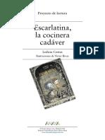 Proyecto de Lectura La Escarlatina