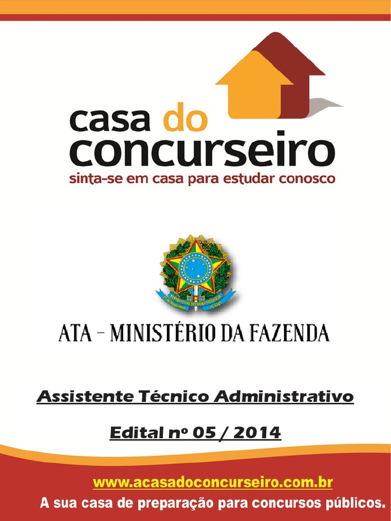 5c9ed24f81279 Apostila Ata 2016 Assistente Tecnico Administrativo