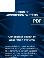 Design of Ads or Ption Systems