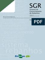 SGR Sistema de Gerenciamento de Rebanhos