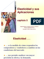 mankiwcap5 Elasticidad