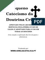 Pequeno catecismo da doutrina cristão